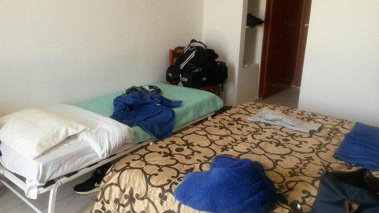 Rethymno Residence : 3e lit
