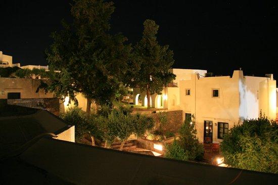 Creta Maris Beach Resort : Avondzicht