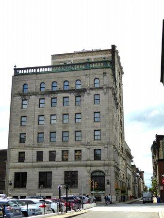 Hotel Le Germain Quebec: L'hôtel