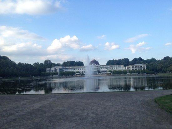 Bürgerpark: hotel