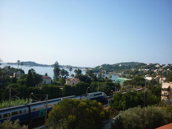 Ibis Styles Beaulieu-sur-Mer : View from room 515