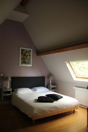 La Parenthèse Normande : Nuestra habitación