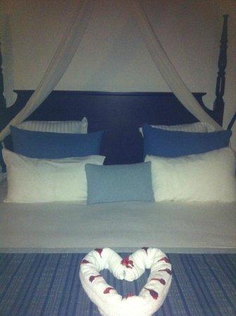 Dreams La Romana Resort & Spa: letto