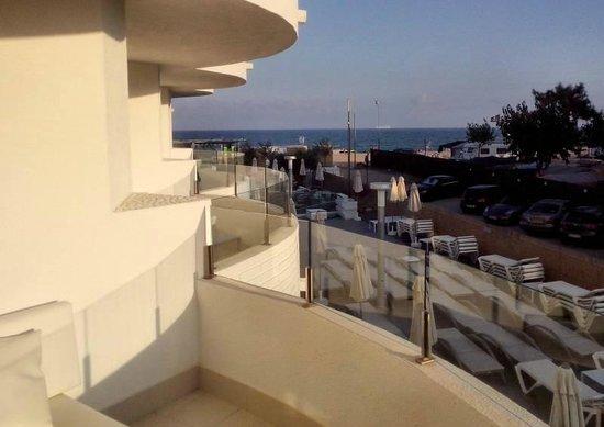 ALEGRIA Mar Mediterrania: Soleil couchant