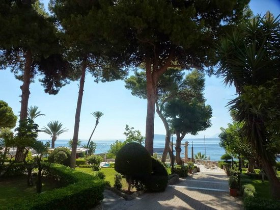 Grand Hotel Villa Igiea - MGallery Collection : La vue