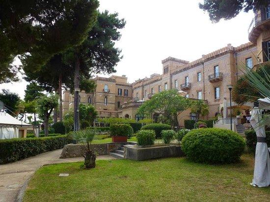 Grand Hotel Villa Igiea - MGallery by Sofitel: vue générale de l'hôtel