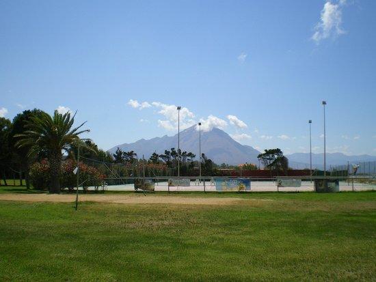 Fiesta Hotel Garden Beach: Спортзона