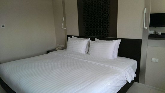 Mandarin Hotel Managed by Centre Point: Small bedroom