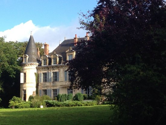 Camping Le Chateau de Chigy