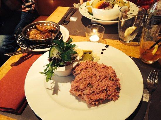 Brasserie Liegeoise : Américain minute ! :D
