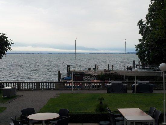 Hotel Bad Schachen: נוף לאגם