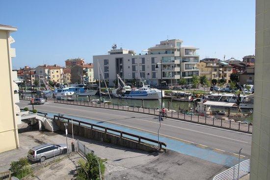 Residence Villaggio dei Fiori : vista dal balcone