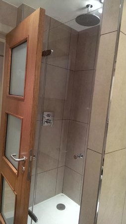 Norton House Hotel & Spa Edinburgh: Shower (amazing!!)