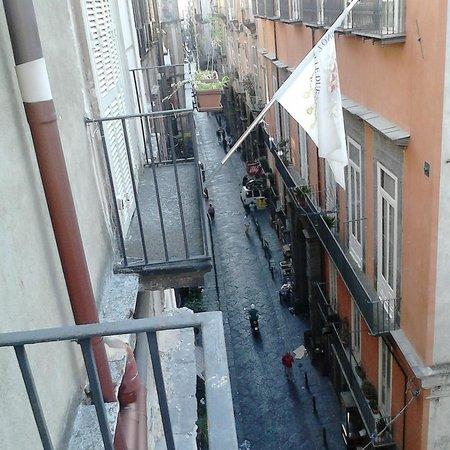 Neapolis Hotel: via dei tribunali