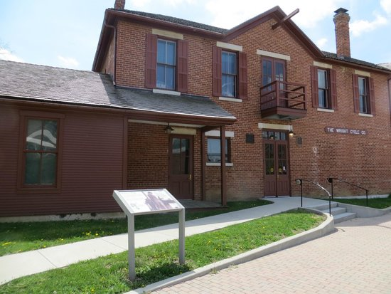 Dayton Aviation Heritage National Historical Park: Muesum