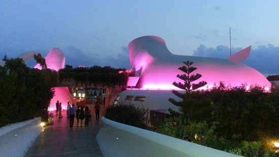 Cornelia Diamond Golf Resort & Spa: Amfiteatre