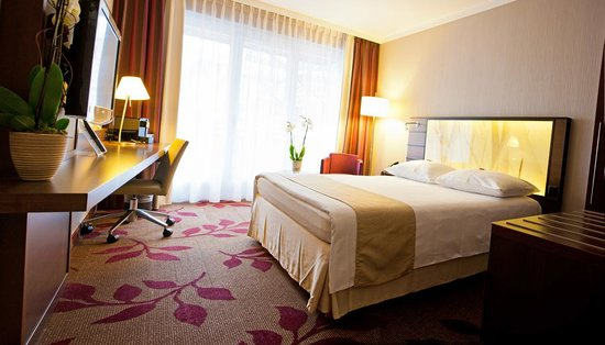 Hotel Ascot: Deluxe Queen Room