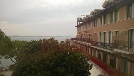 Belmond Hotel Cipriani: View from Room