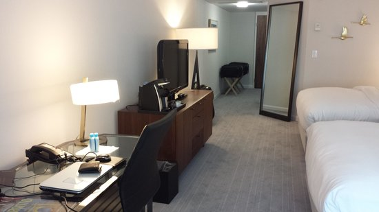 InterContinental Toronto Centre: Spacious room