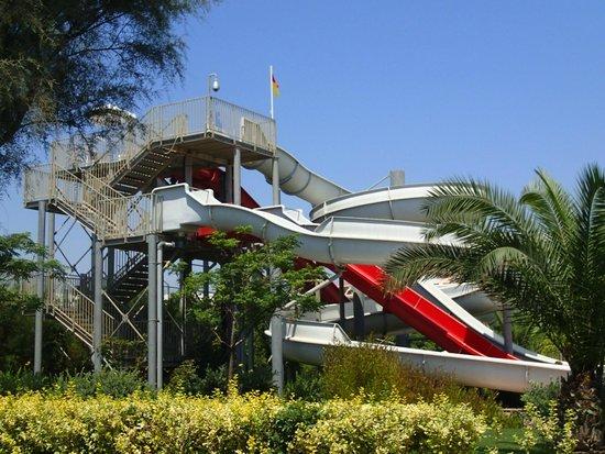 Cornelia Diamond Golf Resort & Spa: Slides