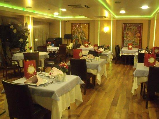 Zagreb Hotel: Dining Room