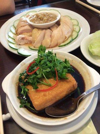Soup Restaurant - Paragon: Signature Chicken & House Tofu