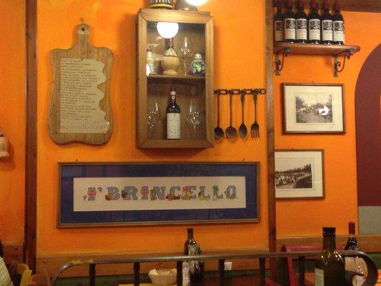 Osteria I Brincello: Locale carino!!