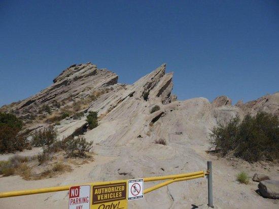 Vasquez Rocks Natural Area : Vasquez Rocks