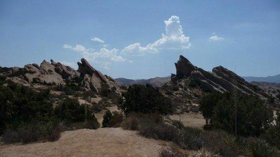 Vasquez Rocks Natural Area: Vasquez Rocks