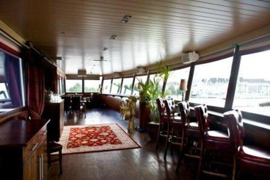 Tattershall Castle Bar & Club : Bridge
