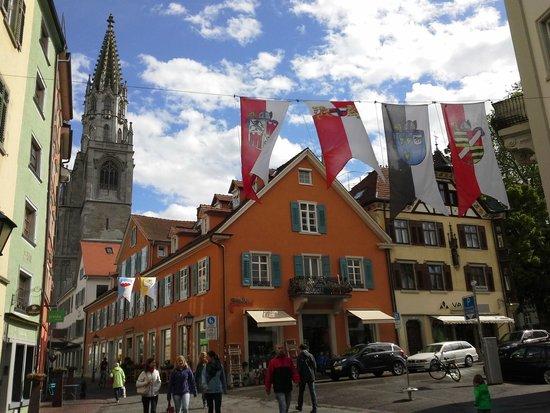 Hafen Konstanz: Konstanz City