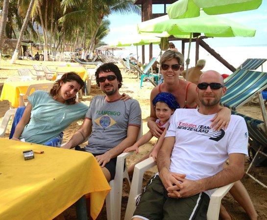 Italcaribe Club: Isla