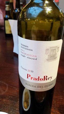 Ultracomida: Great range of wines