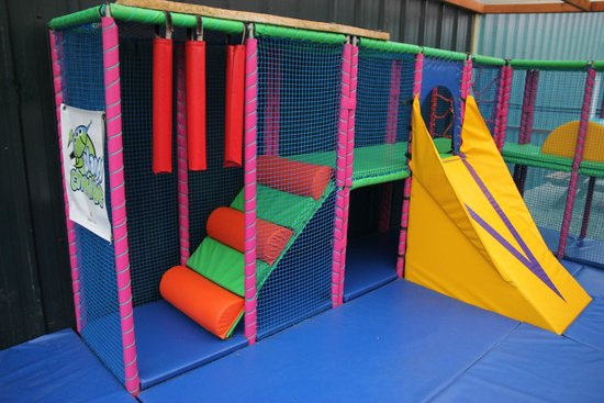 Amlwch, UK: Soft Play Area