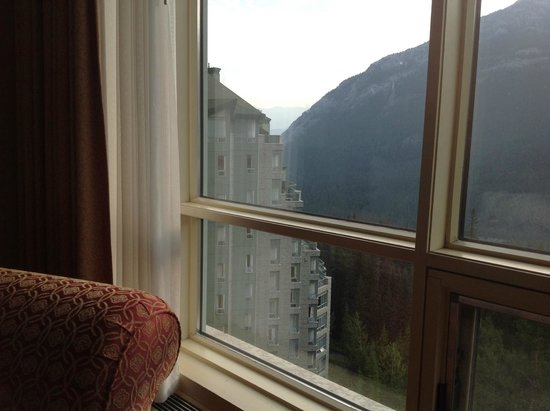 Rimrock Resort Hotel: 部屋からの写真