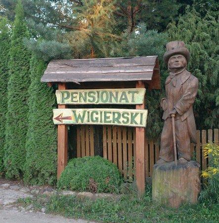 Pensjonat Wigierski
