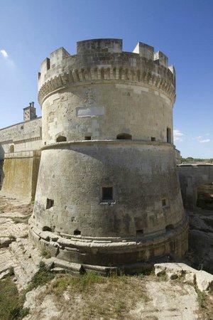 Trattoria Acaya: la fortezza