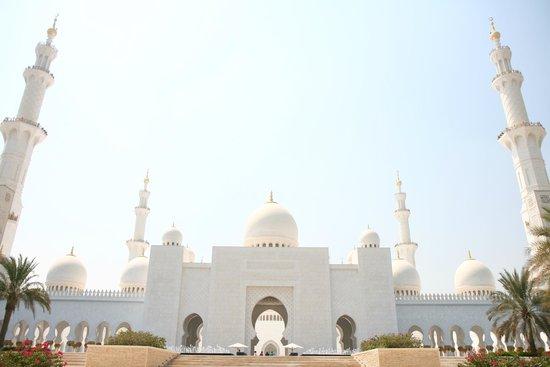 Scheich-Zayid-Moschee: Awe Inspiring