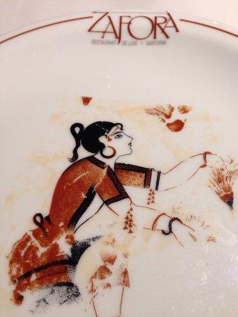 Cambia Beach: Piatti del ristorante