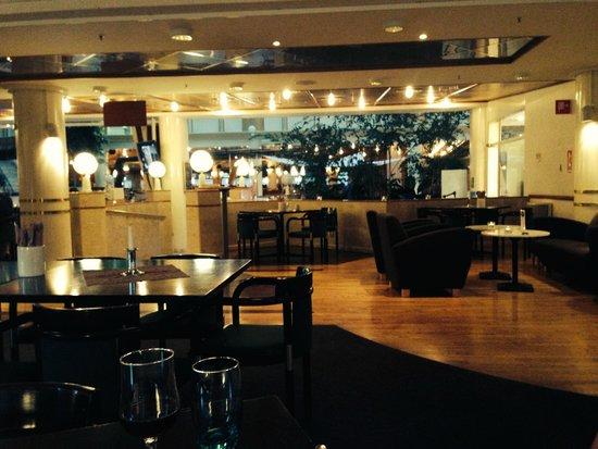 Scandic Skelleftea City: Fra restaurantområdet