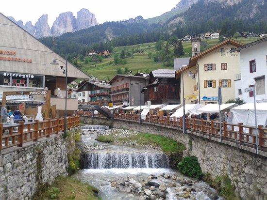 Alpenhotel Panorama : campitello di fassa
