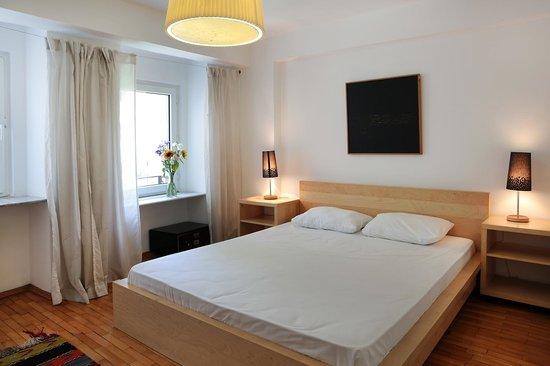 Manzara Istanbul: Schlafzimmer in der Wohnung Lüle1