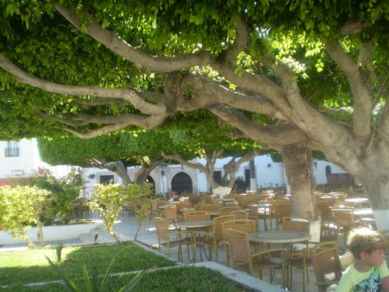 Topkapi Beach Mahdia : Mahdia,restaurace