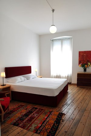 Manzara Istanbul: Schlafzimmer in der Wohnung Hagia Sofia