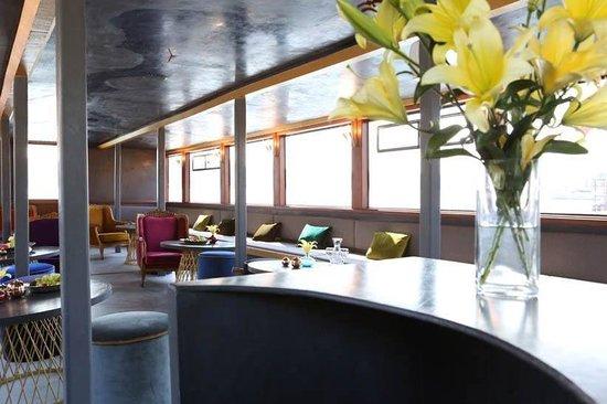 Manzara Istanbul: Der MANZARA Boot Salon