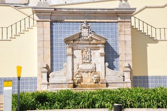 Jewish Fountain.