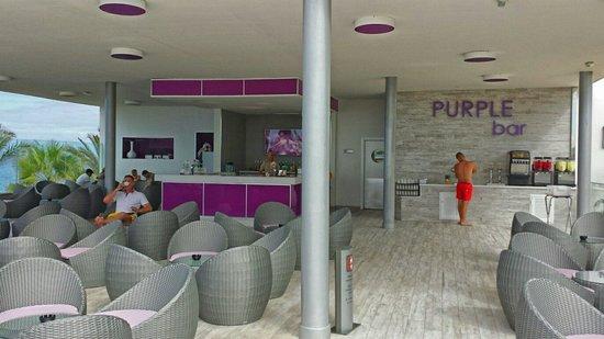 ClubHotel Riu Gran Canaria : Bar de la piscine a débordement
