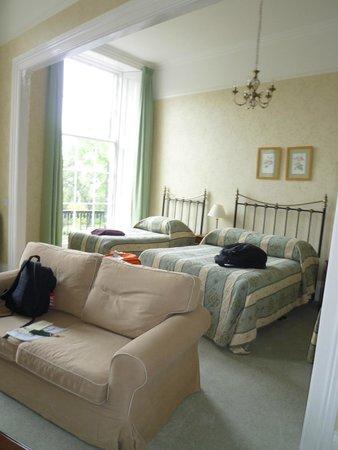 Adria House: Family room