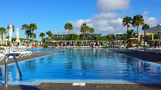 ClubHotel Riu Gran Canaria: Piscine principale