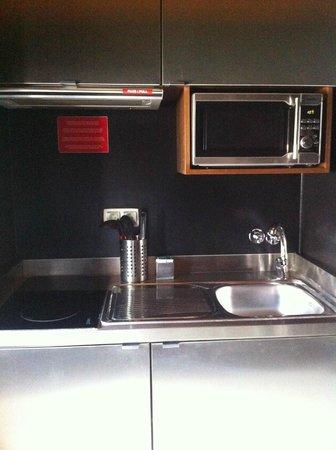 Lisbon Short Stay Apartments Baixa: Cuisine